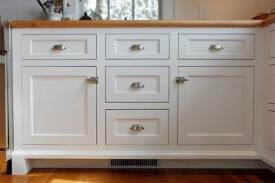 Unfinished Kitchen Cabinets Need Customizing