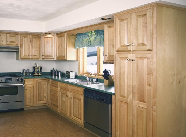 Kitchen Cabinets Not Just For The Kitchen Anymore