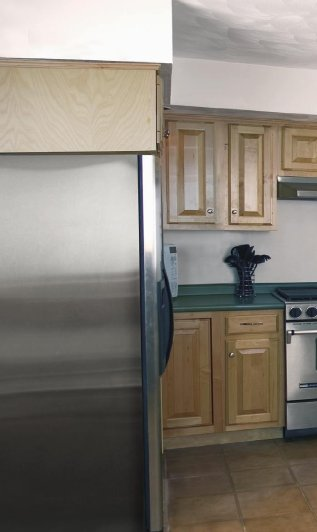 Unfinished Kitchen Cabinets Standard Features